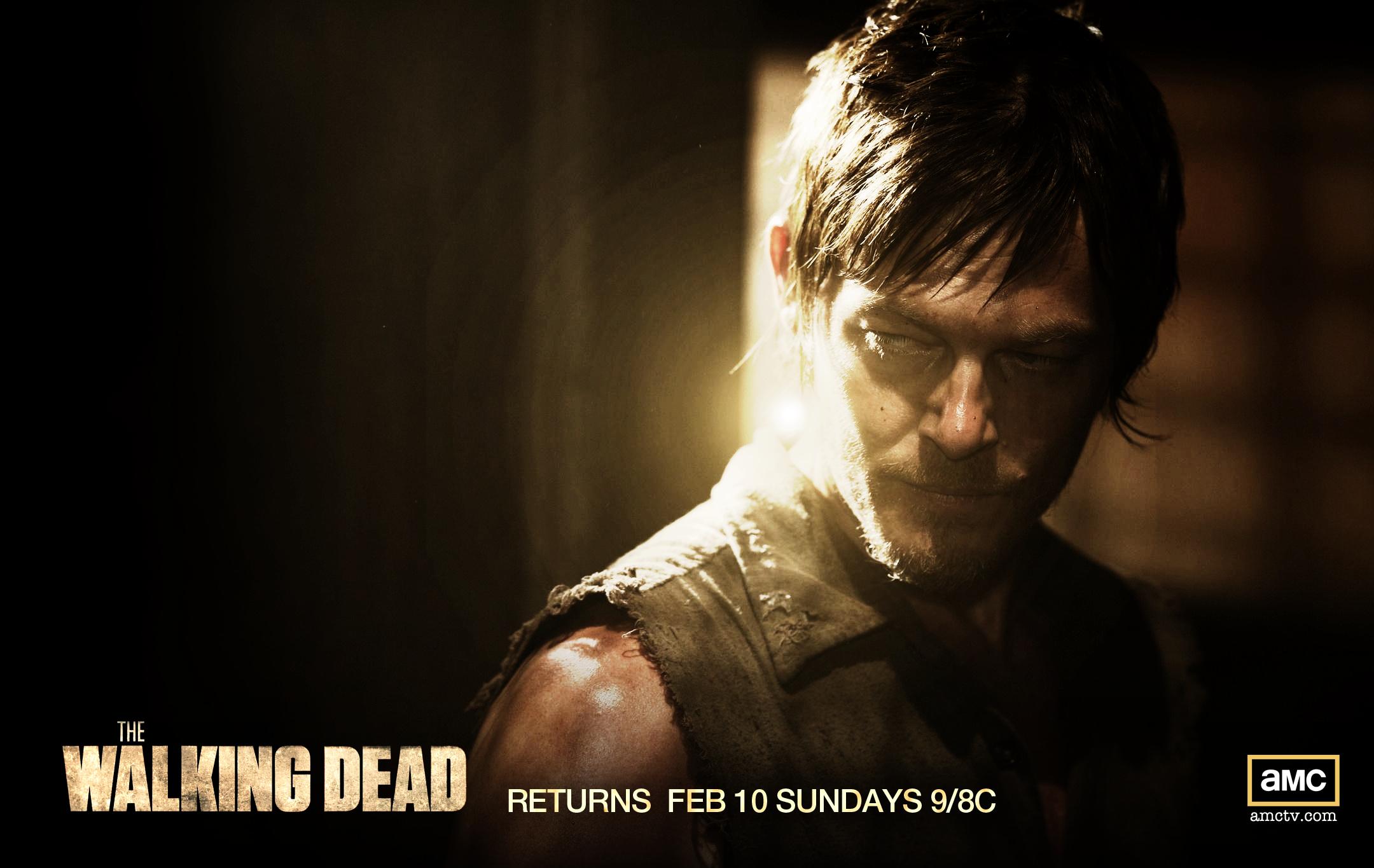 The Walking Dead Wallpaper Daryl Download