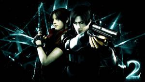 Resident Evil 2 Wallpaper
