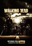 The Walking Dead Season 5 Mid. Poster