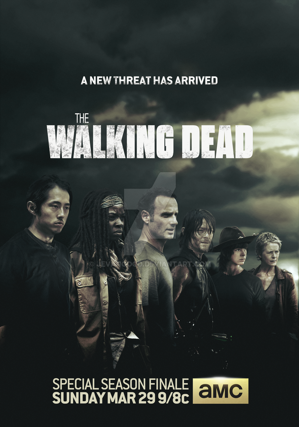 The Walking Dead Season 5 Wallpaper Hunt Or Be Hunted