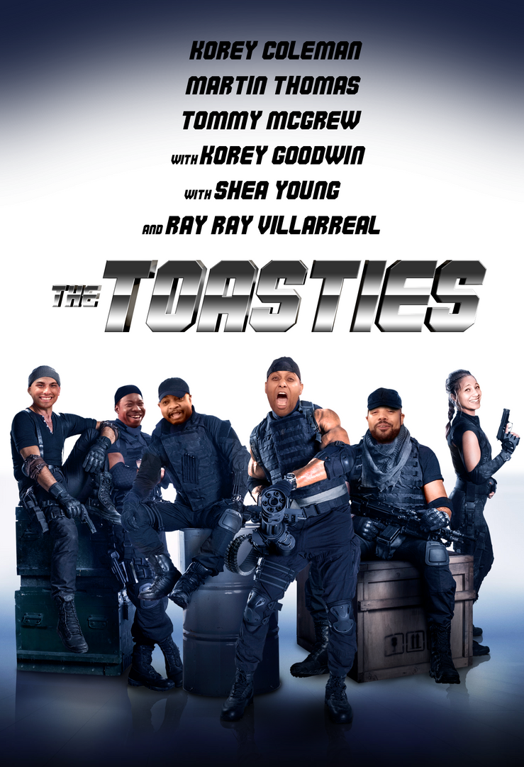 The Toasties by jevangood