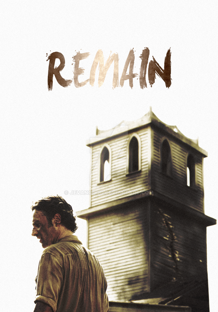 TWD - Remain by jevangood