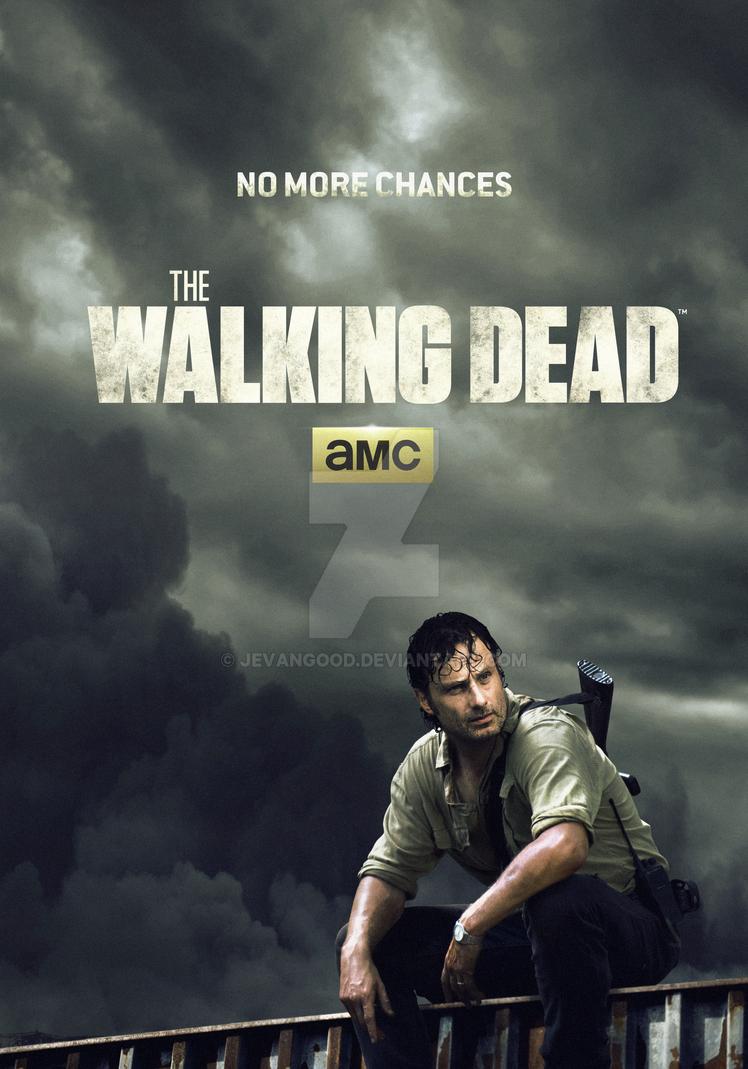 TWD - Season 6 - Midseason Poster by jevangood