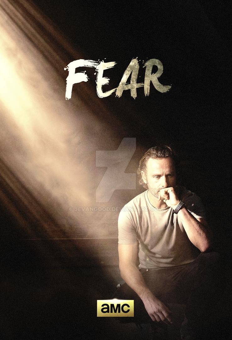 The Walking Dead S7: Fear by jevangood
