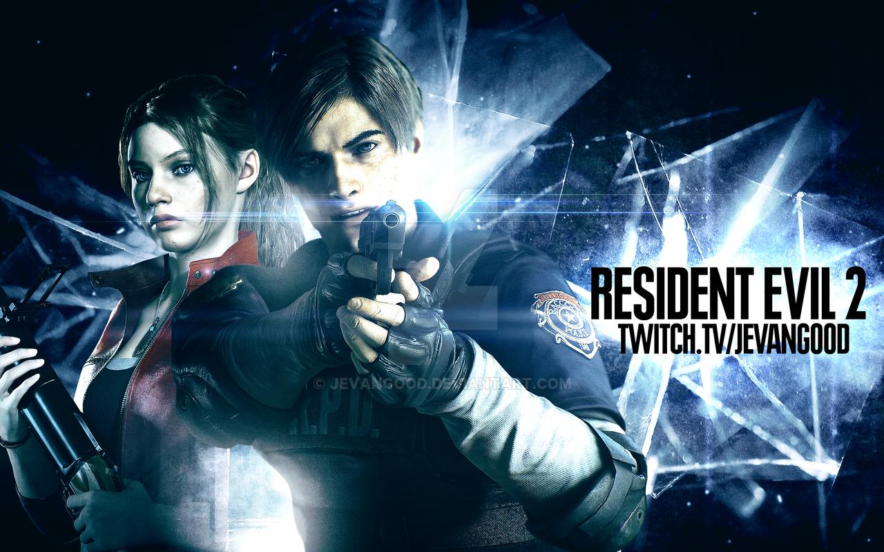 Resident Evil 2 - Wallpaper by jevangood on DeviantArt