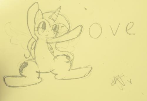 L.O.V.E by joveharte