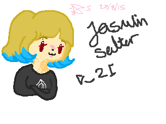 Jasmin by joveharte