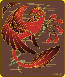 Dragon oiseau