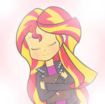Your friend, Sunset Shimmer