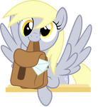 [VECTOR 6x25] AdoraTrixie (Derpy Edition)