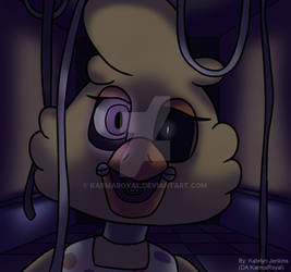 ~(FNAF) Chica: Too Close For Comfort~