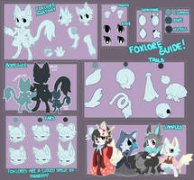 FOXLORE GUIDE -Image Version - RARITY GUIDE by Pararipi