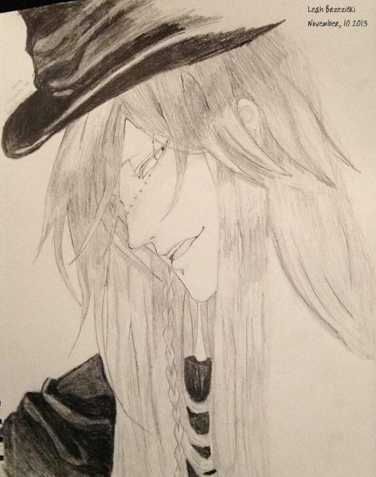 Undertaker~ by Lrbrz