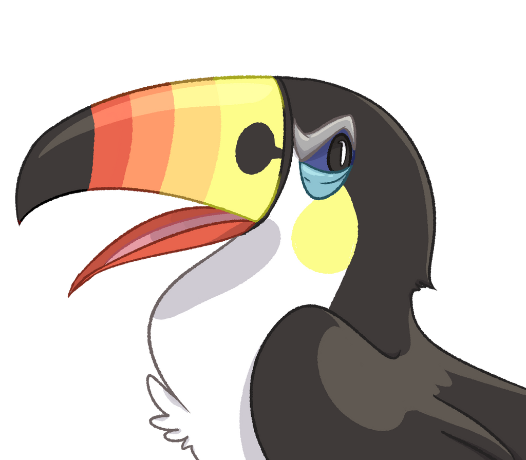 Toucannon By Magmaticashes On Deviantart