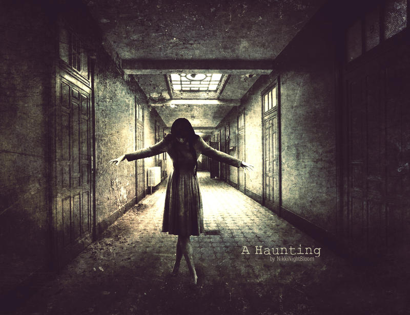 A Haunting by NikkiNightBloom