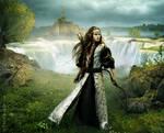Elvish Prince by NikkiNightBloom