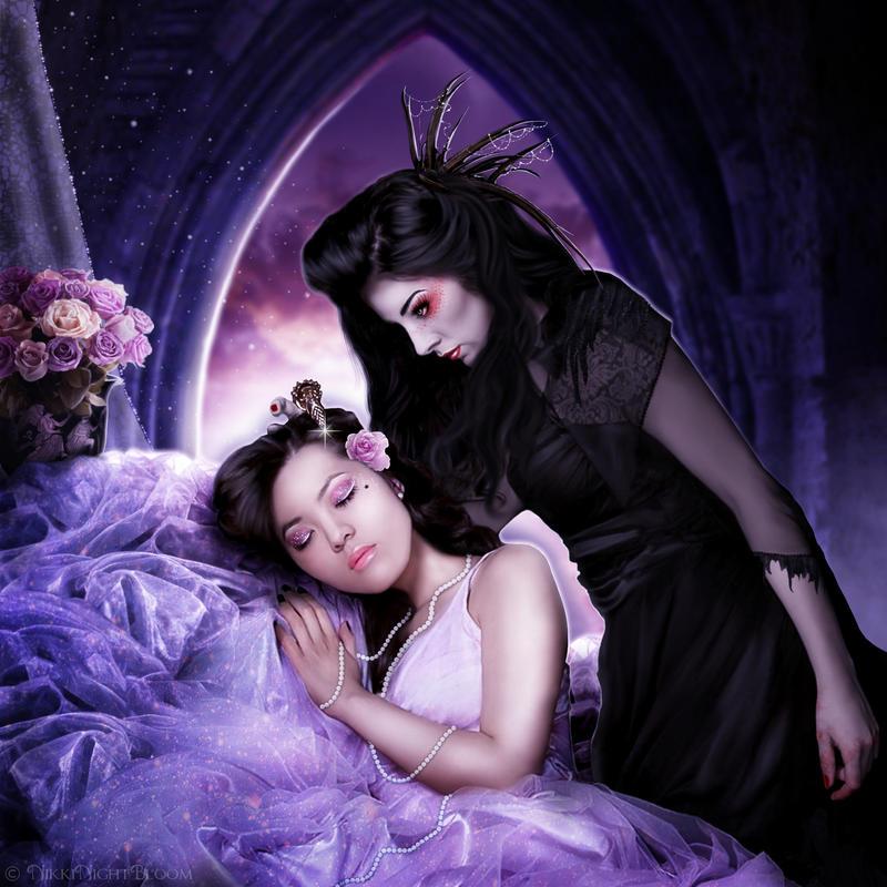 A Fairytale by NikkiNightBloom