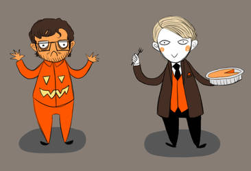 Have a Hannibal Halloween