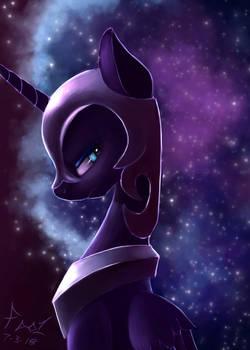 Nightmare Moon Speedpaint