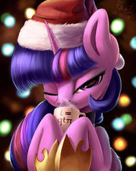 A Nice Cup of Cocoa by FoughtDragon01