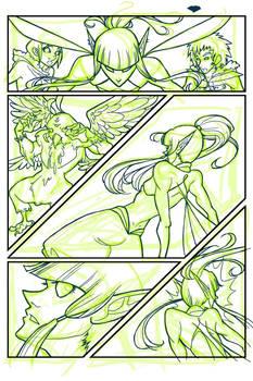 VS. Ship, Page 6 WIP