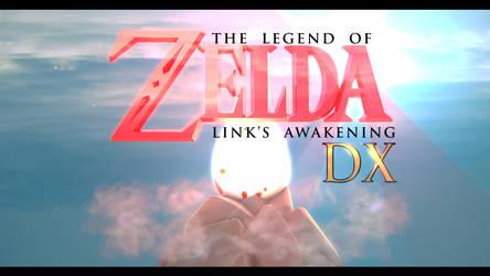 Zelda DX : Title Scren by MaximeVillemard