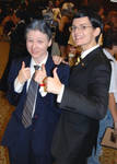 Dynamic Duo - Stewart+Colbert