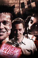 Fight Club Poster by yourmama1234