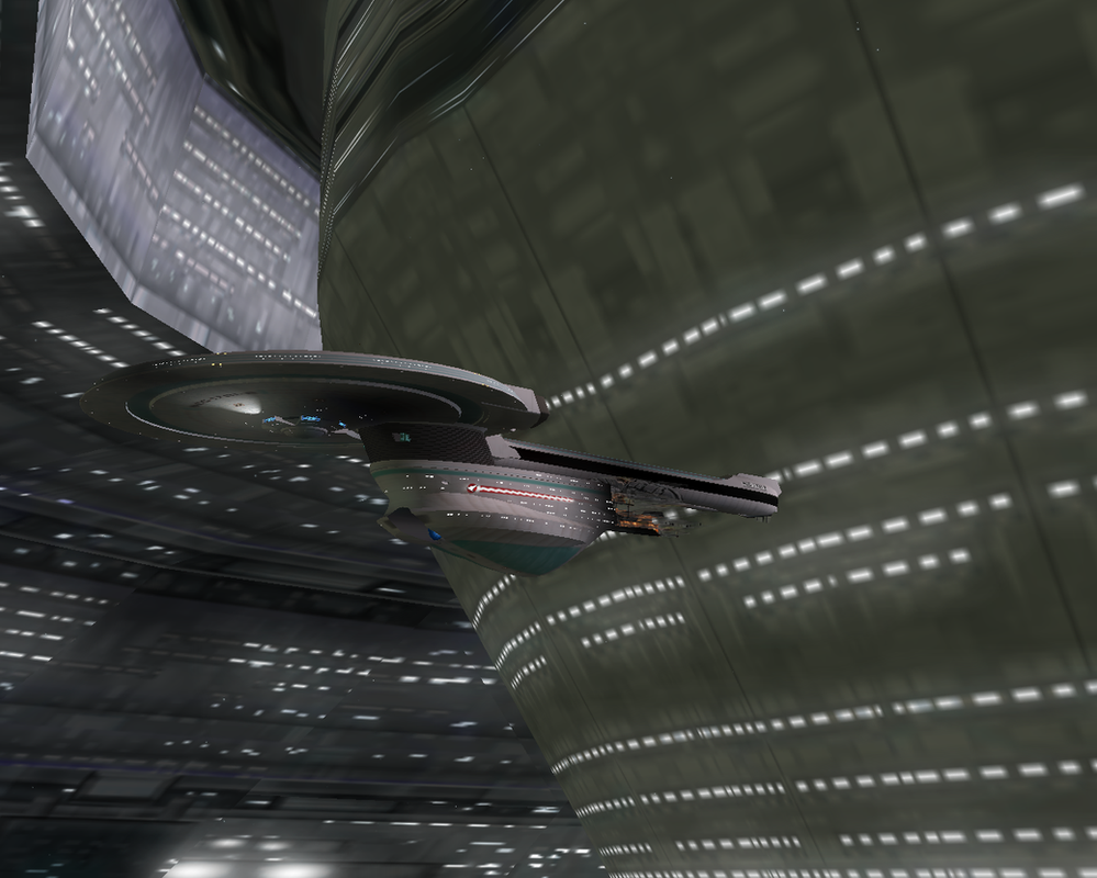 Enterprise B by FullMetalSephiroth