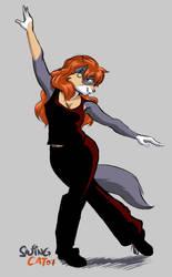 Swing Cat - Jazz Dance by workshop