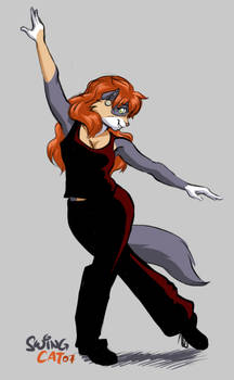 Swing Cat - Jazz Dance