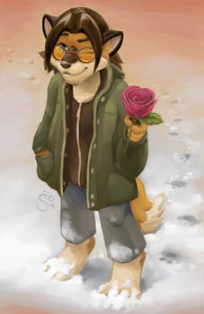 Want a rose?