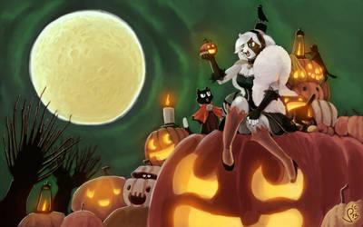 Muerte's Halloween 2013