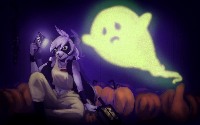 Muerte's Halloween 2014 by workshop