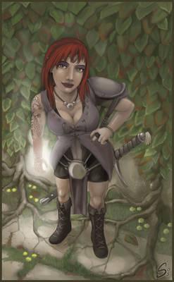 Zorla - Fantasy Babe