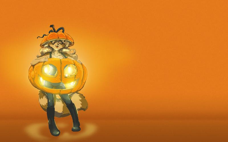 Muerte's Halloween 2015 by workshop
