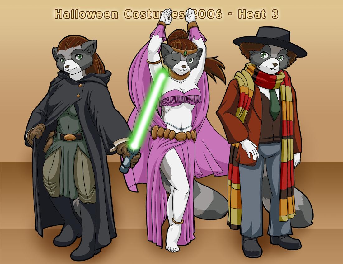 Halloween 2006 Costumes Heat 3 by workshop