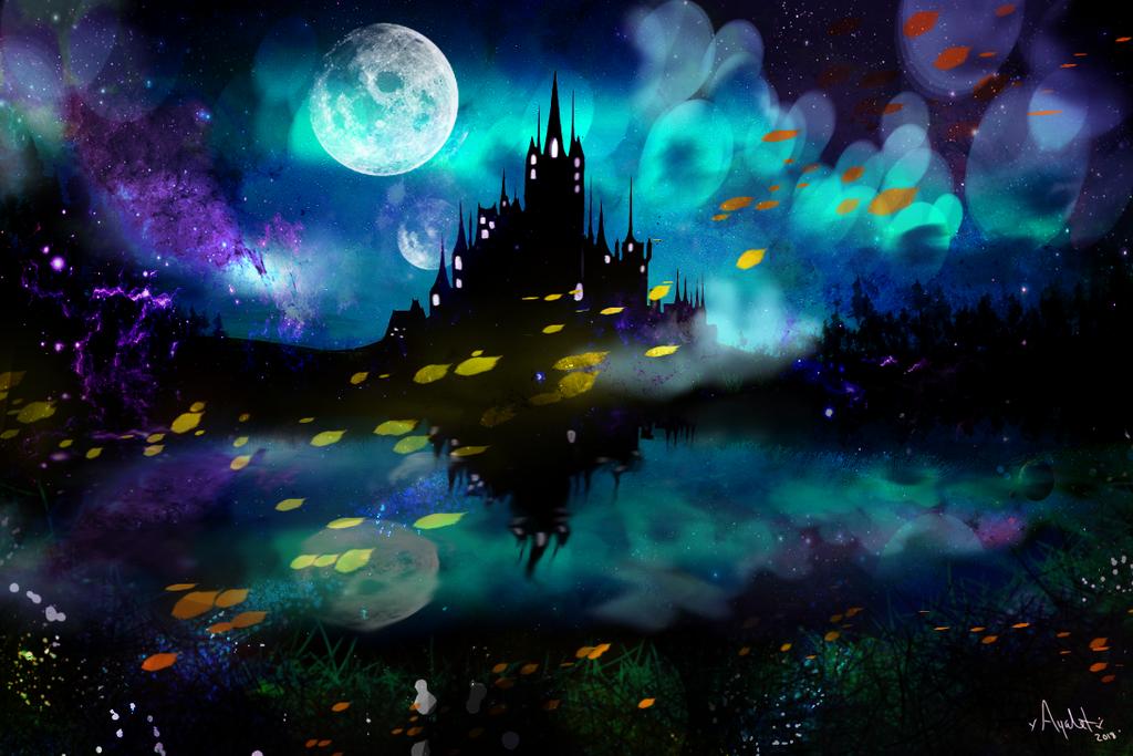 Middle Night by xAyaletx