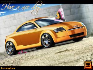 Audi TT baby