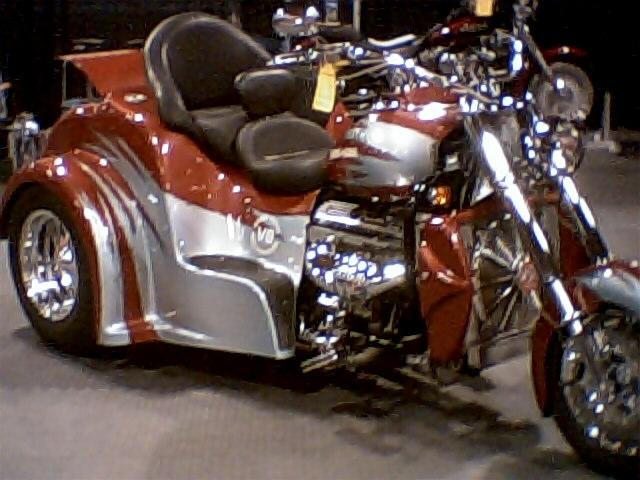 Boss Hog Motorcycle Trikes : Boss hoss trike by amongthefirst on deviantart