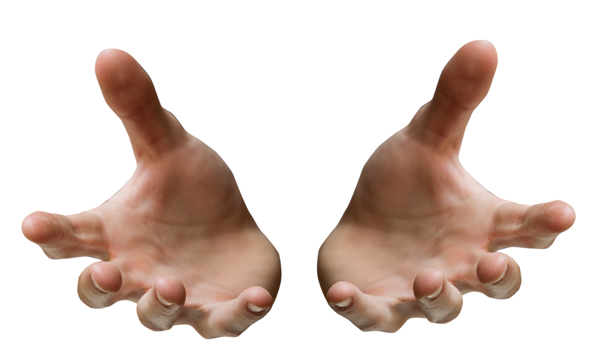 Image result for hands png
