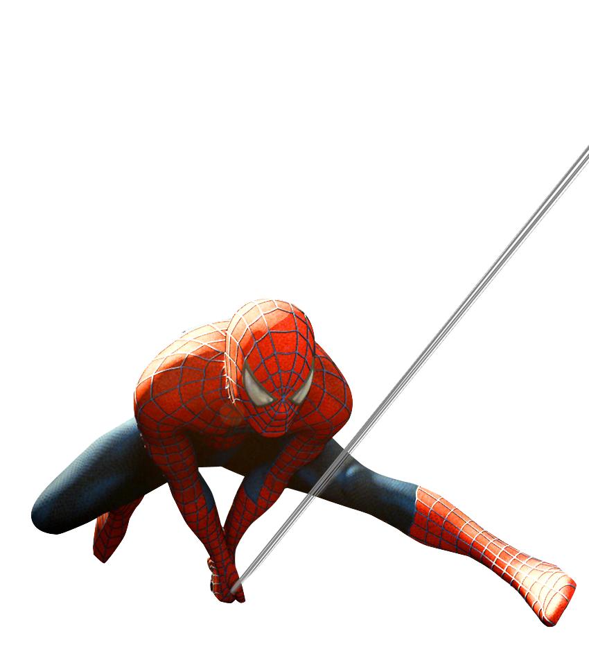 3d spider man transparent - photo #21