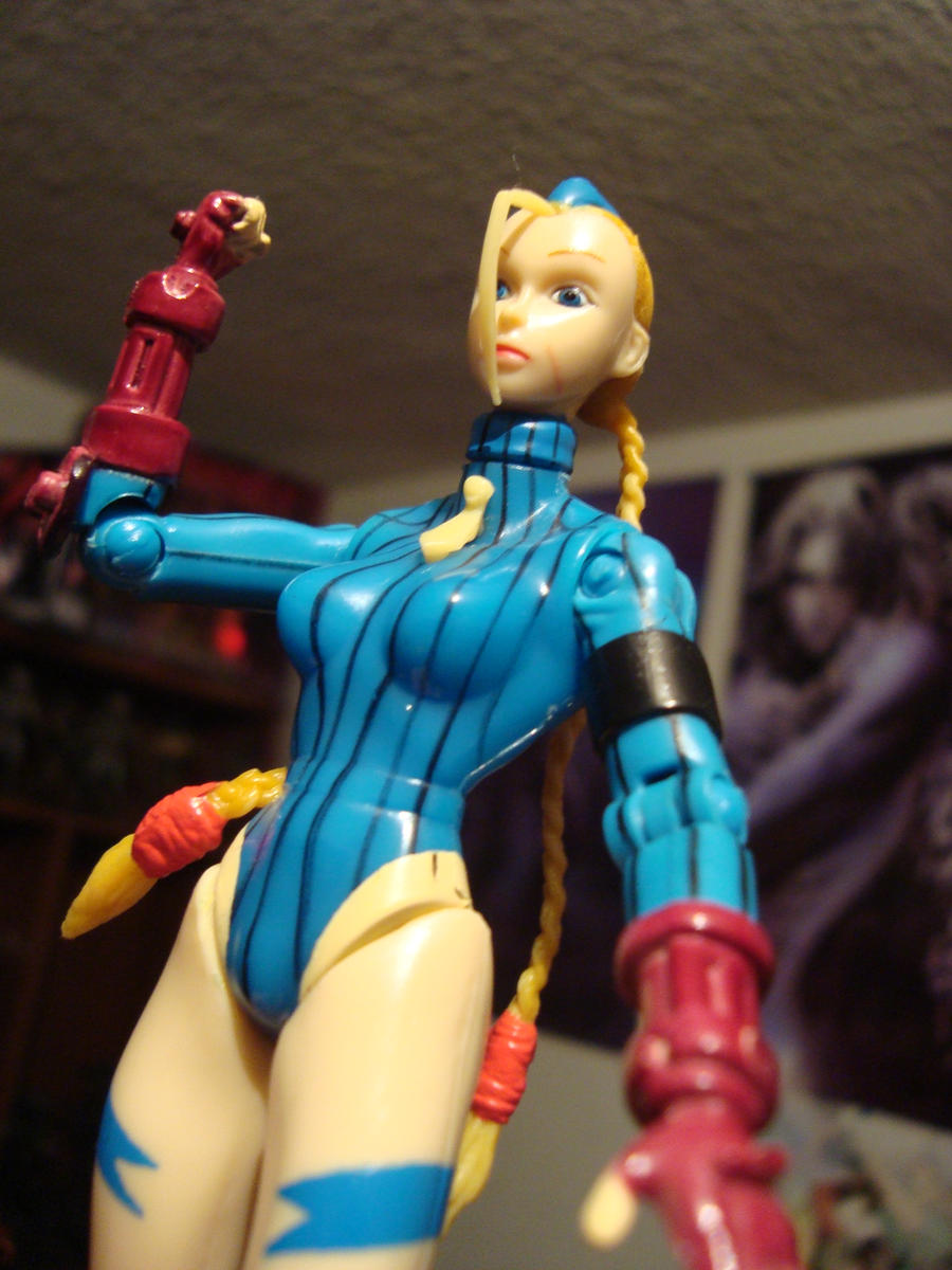 cammy toy biz by DIGITALWIDERESOURCE
