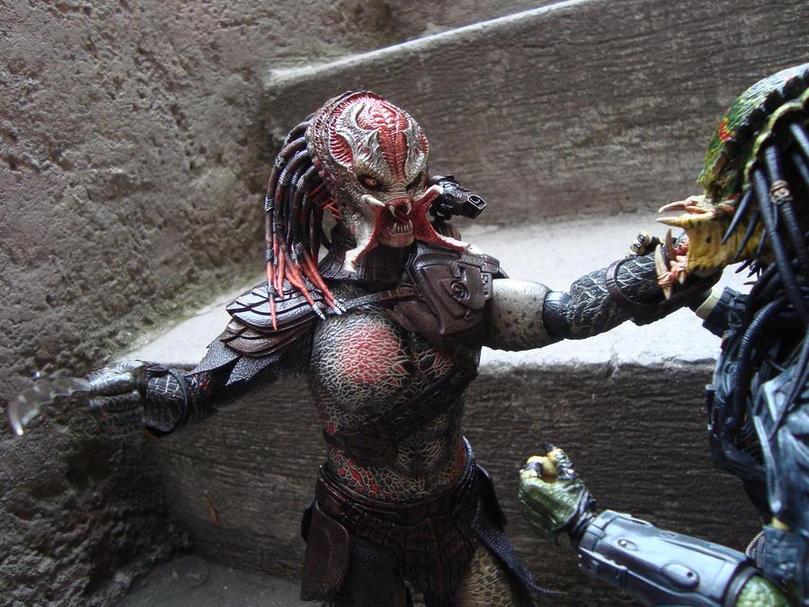 predator vs berserker predator 2 by DIGITALWIDERESOURCE on ...