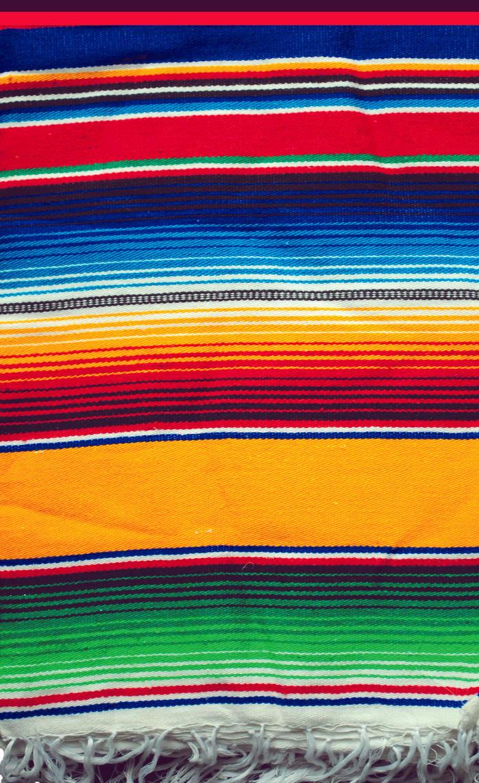 mexican zarape by DIGITALWIDERESOURCE