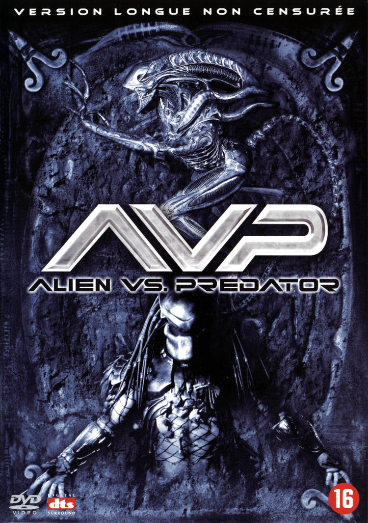 AVP-Alien-Vs-Predator poster by DIGITALWIDERESOURCE on ...