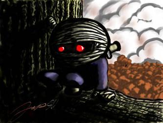 Angsty Ninja