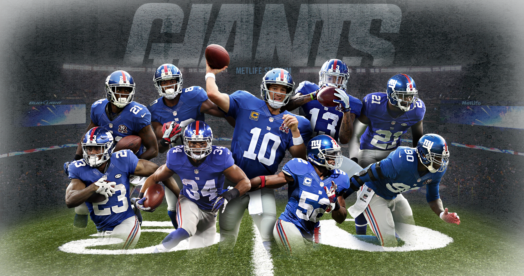 Ny Giants Wallpaper 2015