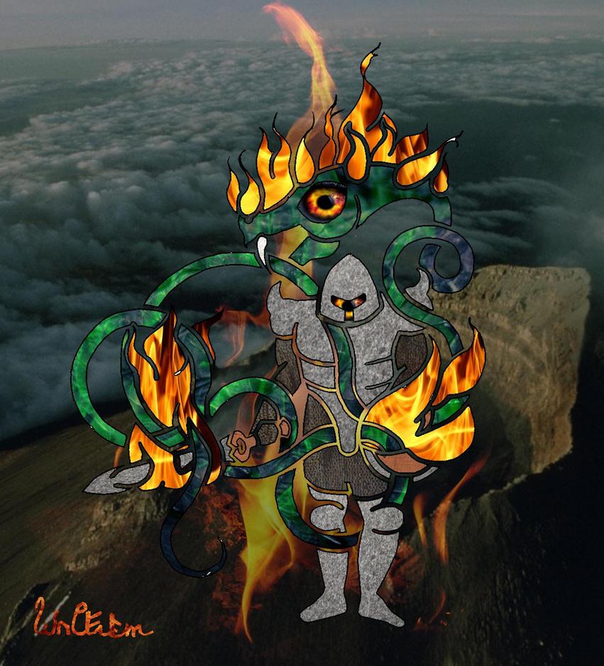 Surtr, Lord Of Fire By Pieterjansens On DeviantArt