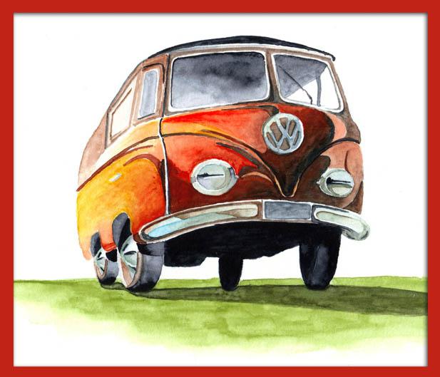 Volkswagen Gien : volkswagen by gien on deviantart ~ Gottalentnigeria.com Avis de Voitures